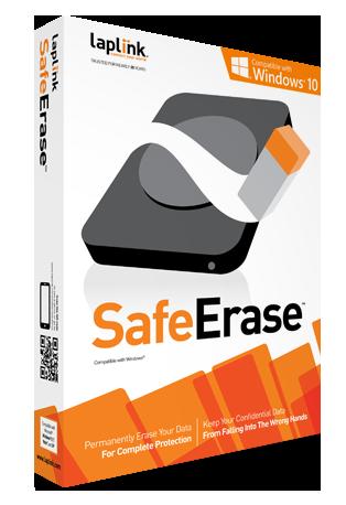 Laplink SafeErase 8 (Download) - EN